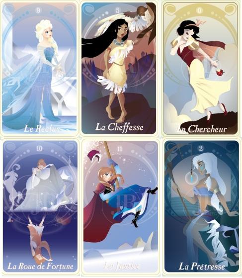 resumen princesas tarot