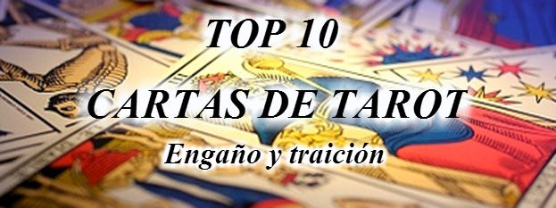 tarot ENGAO Y TRAICION