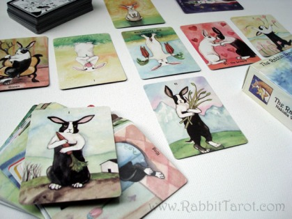 rabbit_tarot_cards