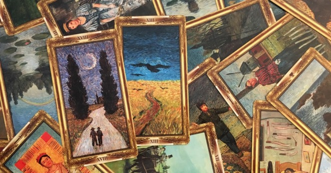 Impressionists Tarot Review